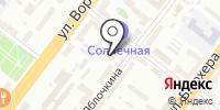 Производственно-технический центр ФПС по Челябинской области на карте