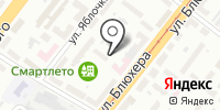 Мотекс-Комплект на карте