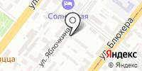 Градостроитель на карте