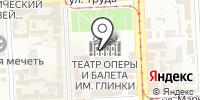 Челябинский Государственный академический театр оперы и балета им. М.И. Глинки на карте