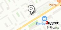 Амида на карте