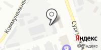 Промет на карте