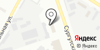 Москва на карте