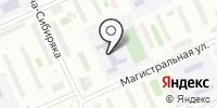 Средняя общеобразовательная школа №129 на карте