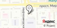 Отдел Советского административного округа Управления Министерства труда и социального развития Омской области по г. Омску на карте
