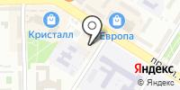Контактика-плюс на карте