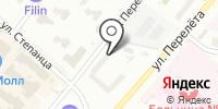 Ландыши на карте