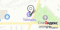 АЗС Топ Лайн на карте
