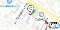 Газавтосервис на карте