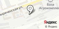 Спецавтомаш-Омск на карте