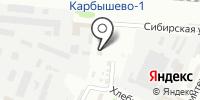Центр поддержки семьи на карте