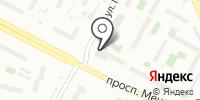Сеть аптек на карте