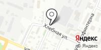 Сибирский хлеб на карте