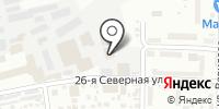 Центр автозапчастей и авторемонта на карте