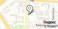 Аэрофлот Российские Авиалинии на карте