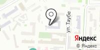 Гимназия №19 на карте