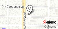 СС авто на карте