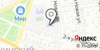 Средняя общеобразовательная школа №68 на карте