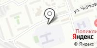 Яковлева Е.С. на карте