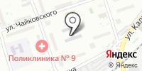 Средняя общеобразовательная школа №78 на карте