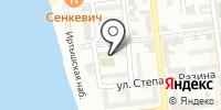 Настюша на карте