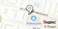 ЭВЕРЕСТ на карте