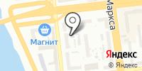 Приборист на карте