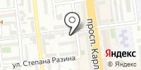 Омский музей Кондратия Белова на карте