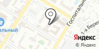 Новое Кредо на карте