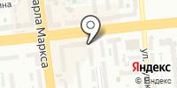 Юкка на карте