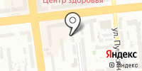 Айвенго на карте
