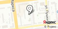 Лаки-Тур на карте