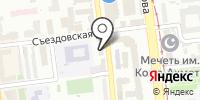 Потолковая компания на карте