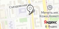 Отдел военного комиссариата Омской области по Центральному на карте
