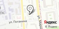 Управление Федеральной службы по ветеринарному и фитосанитарному надзору по Омской области на карте