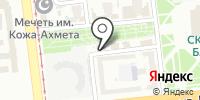 Р-Техно на карте