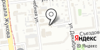 Люксофт Профешнл на карте