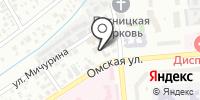 Промэнергосервис на карте