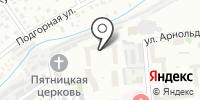Дентстудио на карте