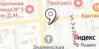 Linguastyle на карте