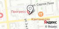 Банк Интеза на карте