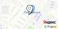 Ковровый Дворъ на карте
