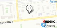 Горстройподряд на карте