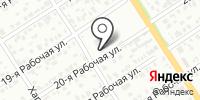 Средняя общеобразовательная школа №163 на карте