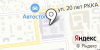 ОНИИП на карте