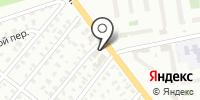 Семёрочка на карте
