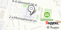 Средняя общеобразовательная школа №141 на карте