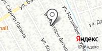 Линара на карте