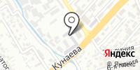 Медина на карте