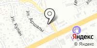 Курылысши на карте